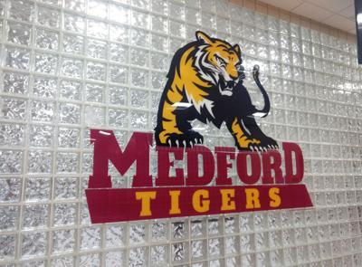 Medford Schools Stock Photo