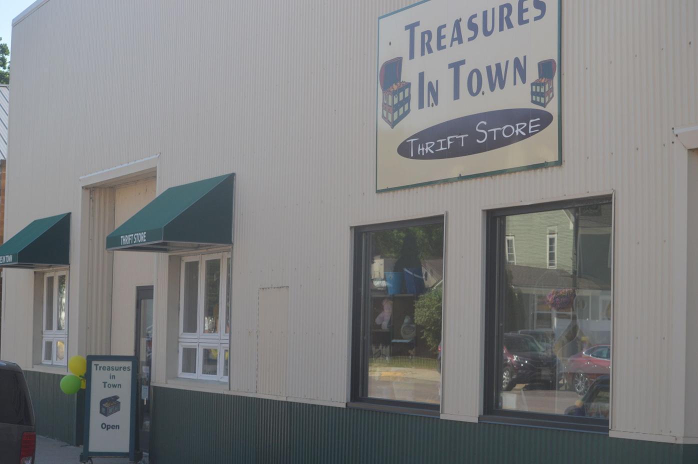 Treasures in Town