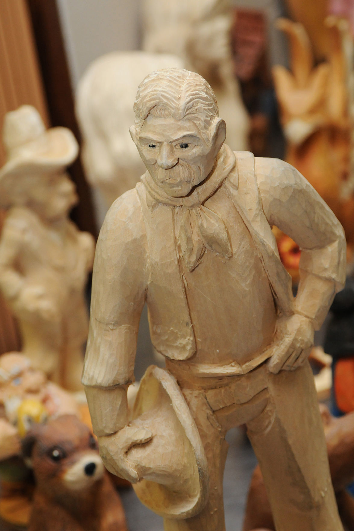 Marinduque awaits you my collection of wood carvings and crafts