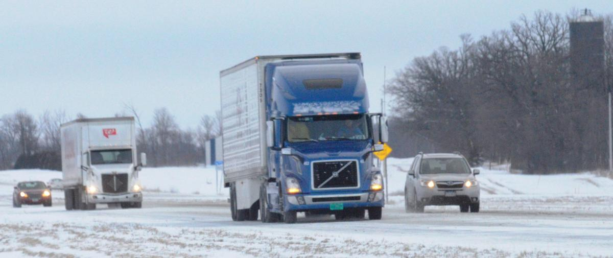 Heavy snow expected to create hazardous driving conditions in south central Minnesota