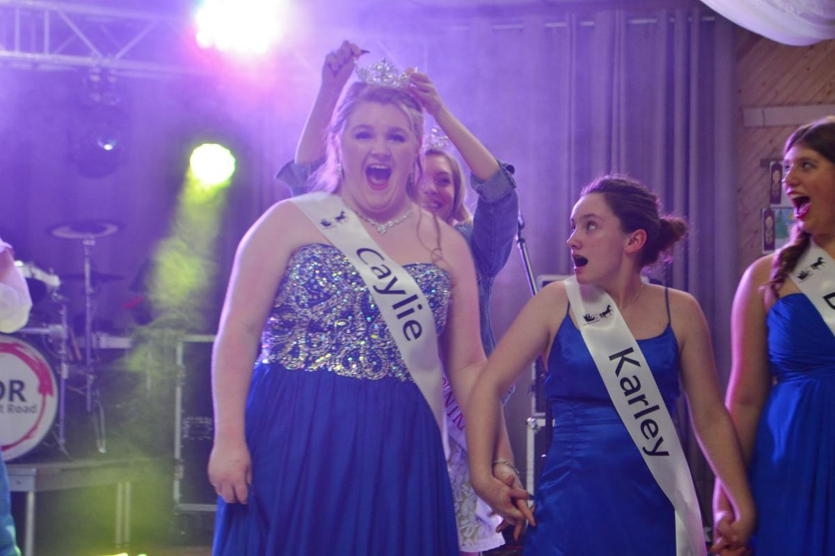 Caylie Blowers crowned Miss Waseca County Sleigh and Cutter Teen