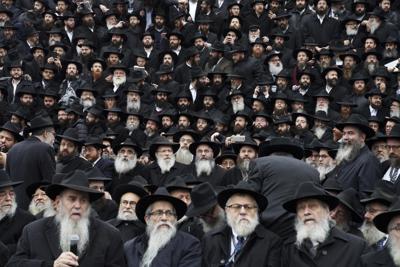 Religion Rabbis Replacing Hate