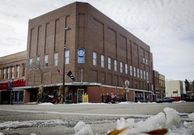 pawn shop/ masonic lodge photo of building
