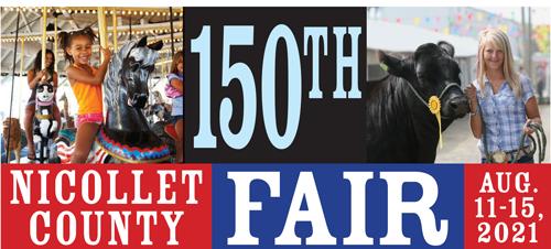 Nicollet Co Fair 2021