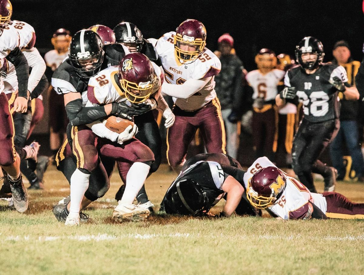 Monster first half more than enough as Blossoms bury Tigers, 44-0