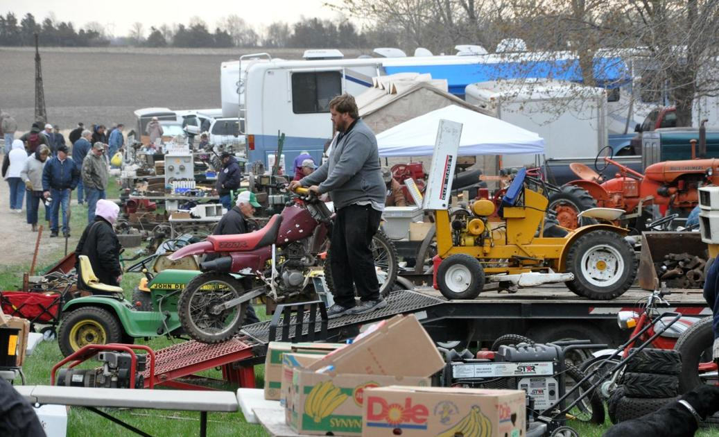 central illinois antique gas engine and tractor swap meet