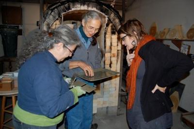 Artists prepare for the Eighth Annual Studio ArTour