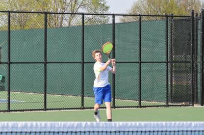 Waseca Tennis vs. Saint James