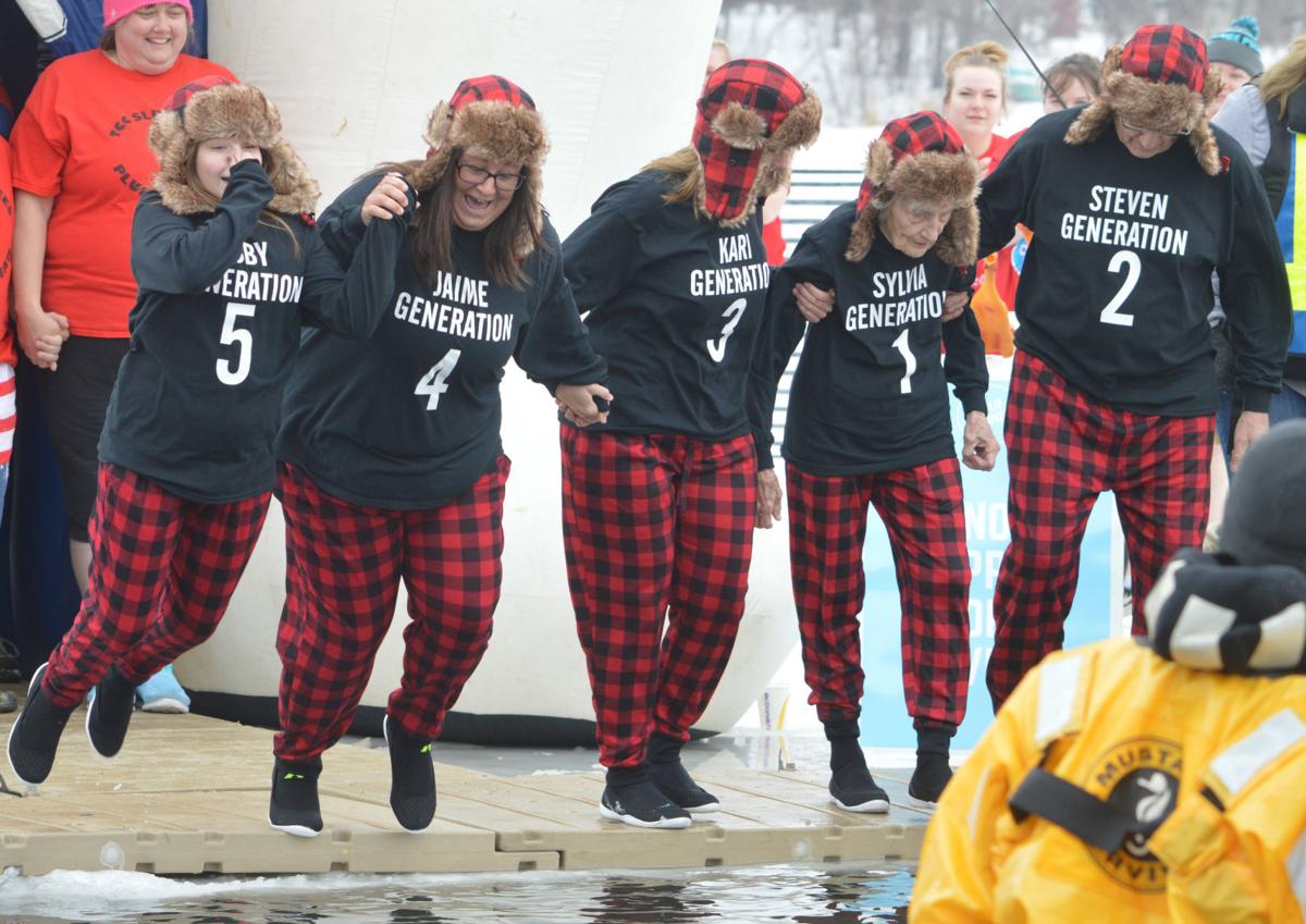 Five generations of Reinharts jump in St. Peter s Polar Plunge ... cabe1a9cb6