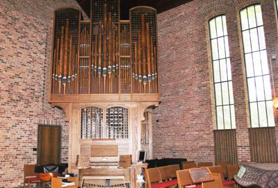 Noontime organ recitals