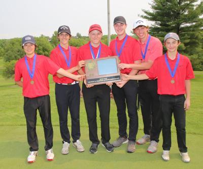 Bethlehem Academy boys golf