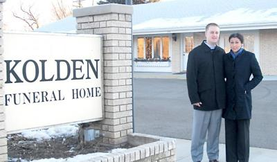 New Buyers For Kolden Funeral Home In Le Sueur News Southernminn Com