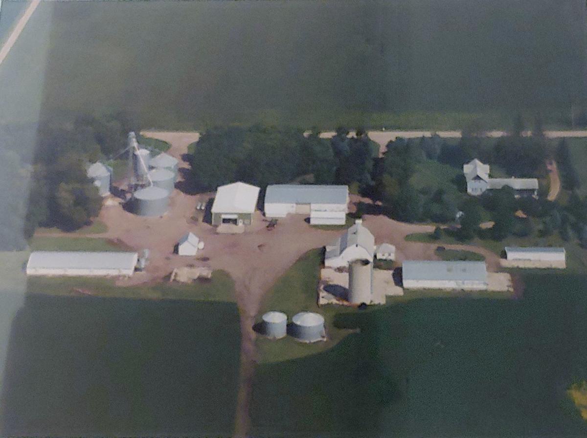 Eckberg family farm