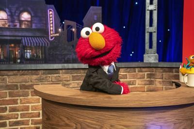 TV-Elmo Talk Show