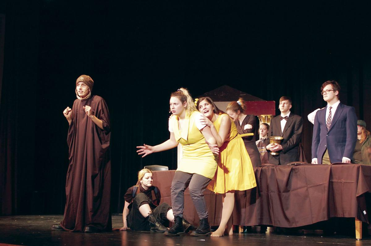 Creepy, but caring: Medford High School presents a love-filled Addams Family musical