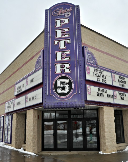 shows over nicollet county to buy st peter movie