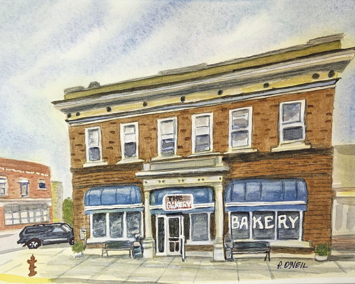 the bakery painting