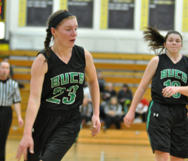 Winter returns as Bucs play stingy defense in 60-48 sub-section semis