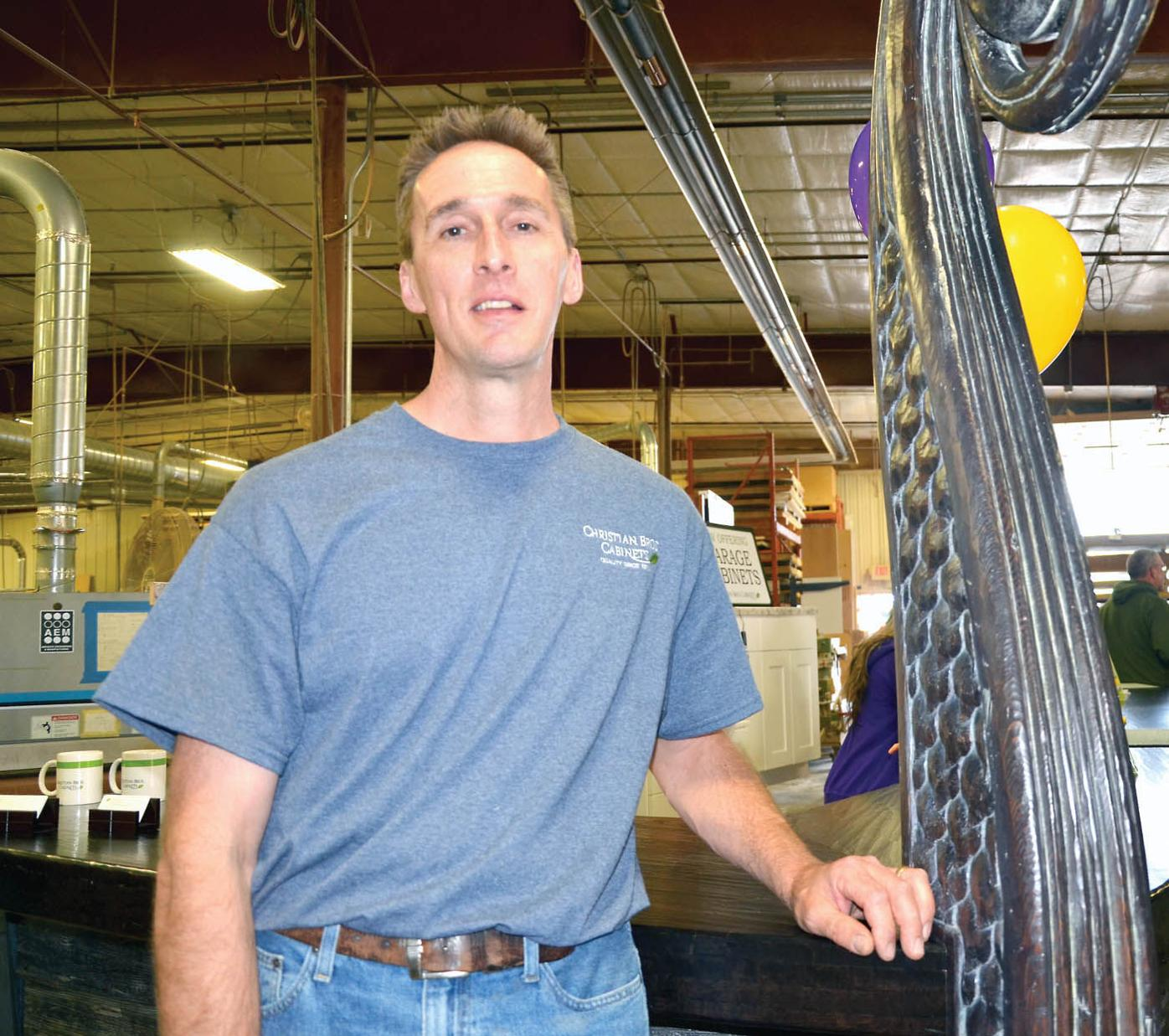 Owatonna Cabinetry Business To Be Featured At U S Bank Stadium News Southernminn Com