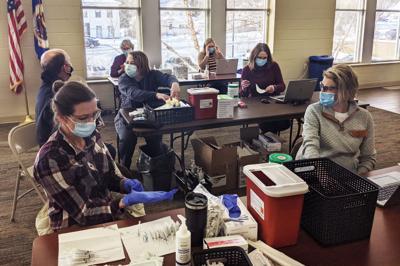 Nicollet County Vaccine Team