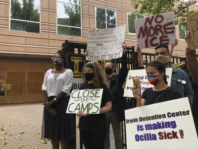 US Immigration Detention Georgia