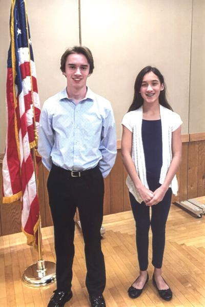 Vfw Announces Patriots Pen And The Voice Of Democracy Essay  Vfw Announces Patriots Pen And The Voice Of Democracy Essay Contest  Winners Good Science Essay Topics also English Language Essays  Business Essay Writing