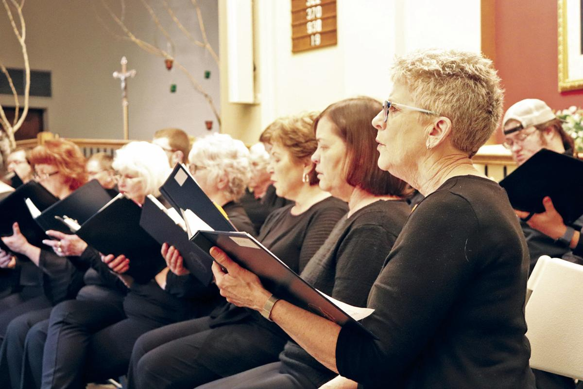 Newly-formed community choir practices jazz standards and more for winter concert