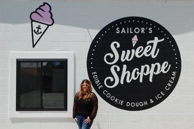 Kristin Fox sweet shop