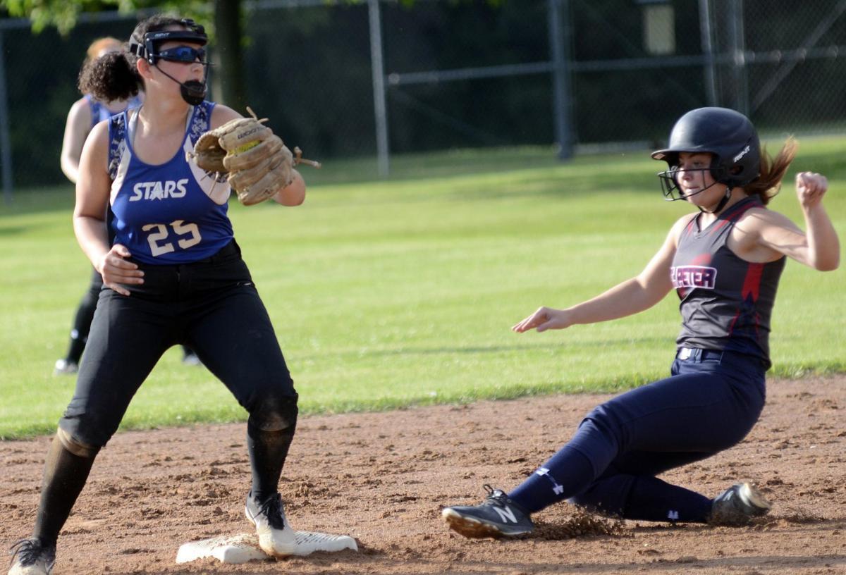 U16 softball sweeps Richfield