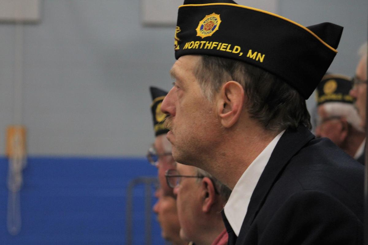 Veterans recognized in Veterans Day event