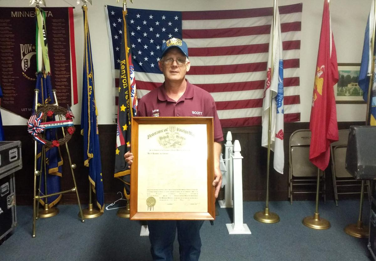 At 100 years old, VFW Post #141 still a haven for vets, community involvement