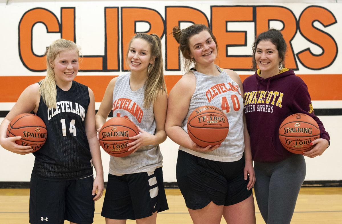 Cleveland Girls Basketball