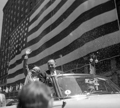 Flag Day Eisenhower 1952