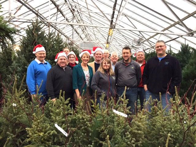 turtle creek nursery christmas tree sales to benefit owatonna foundation - Christmas Tree Nursery