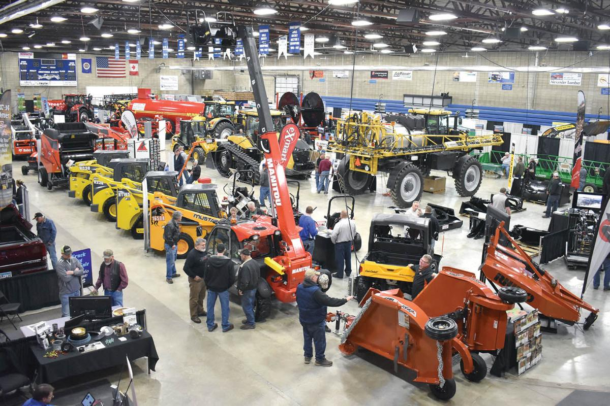 Steady improvements theme of Farm and Power Show