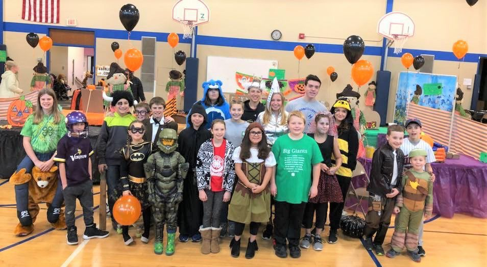 Halloween Carnival is 4-H club fundraiser
