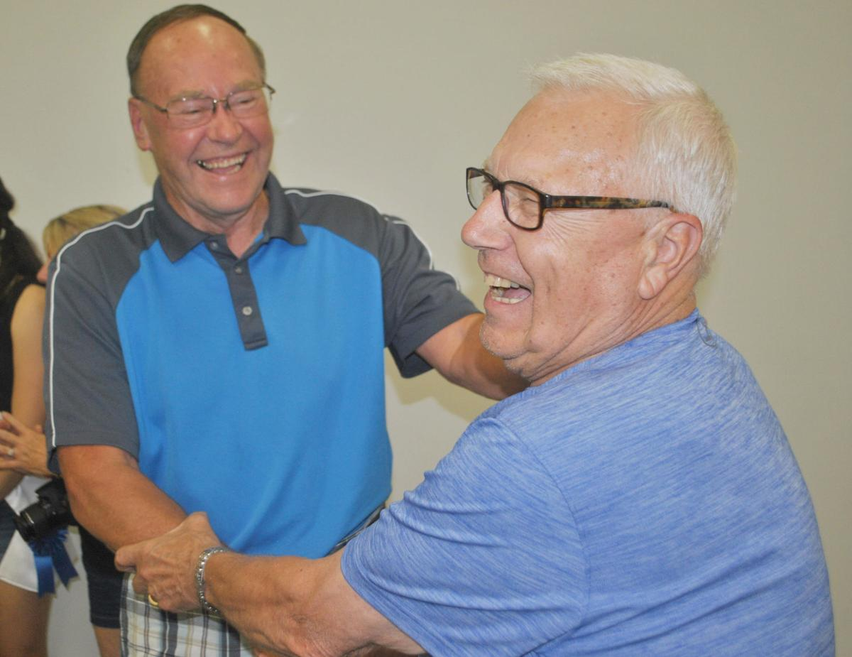 Rice County's Kangases honored for decades of volunteerism