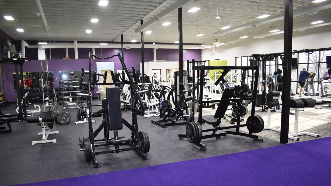 Anytime Fitness Starts Again With New Building On North End News Southernminn Com