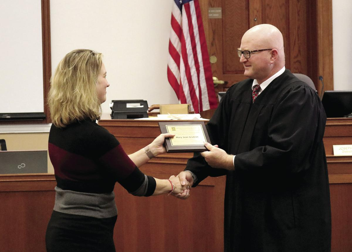 Taking control: Woman becomes 48th Drug Court graduate with 691 days sober