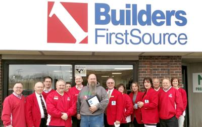 New biz award goes to Builders First Source   Community