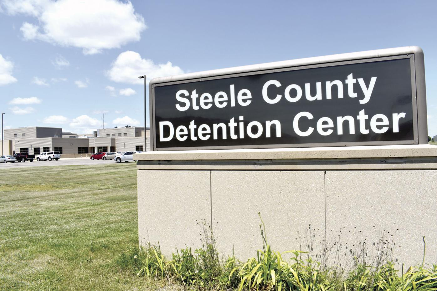 Steele County Detention Center COVID-19