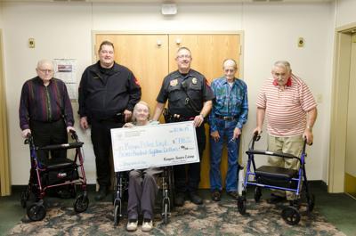 Kenyon senior living donation
