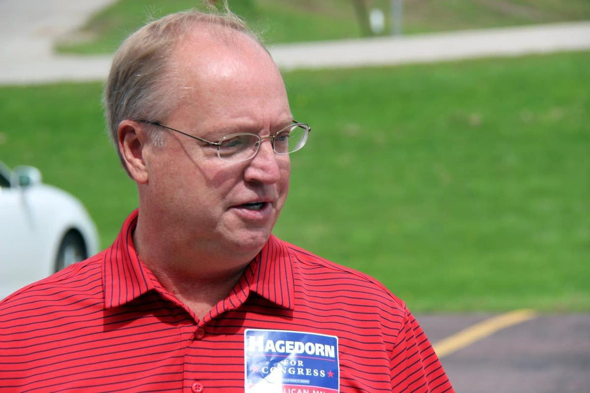 Rep. Jim Hagedorn fighting cancer