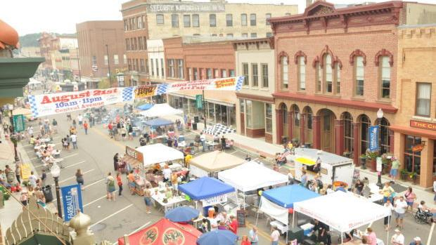 BBQ and Arts Fest, city's annual block party, needs volunteers