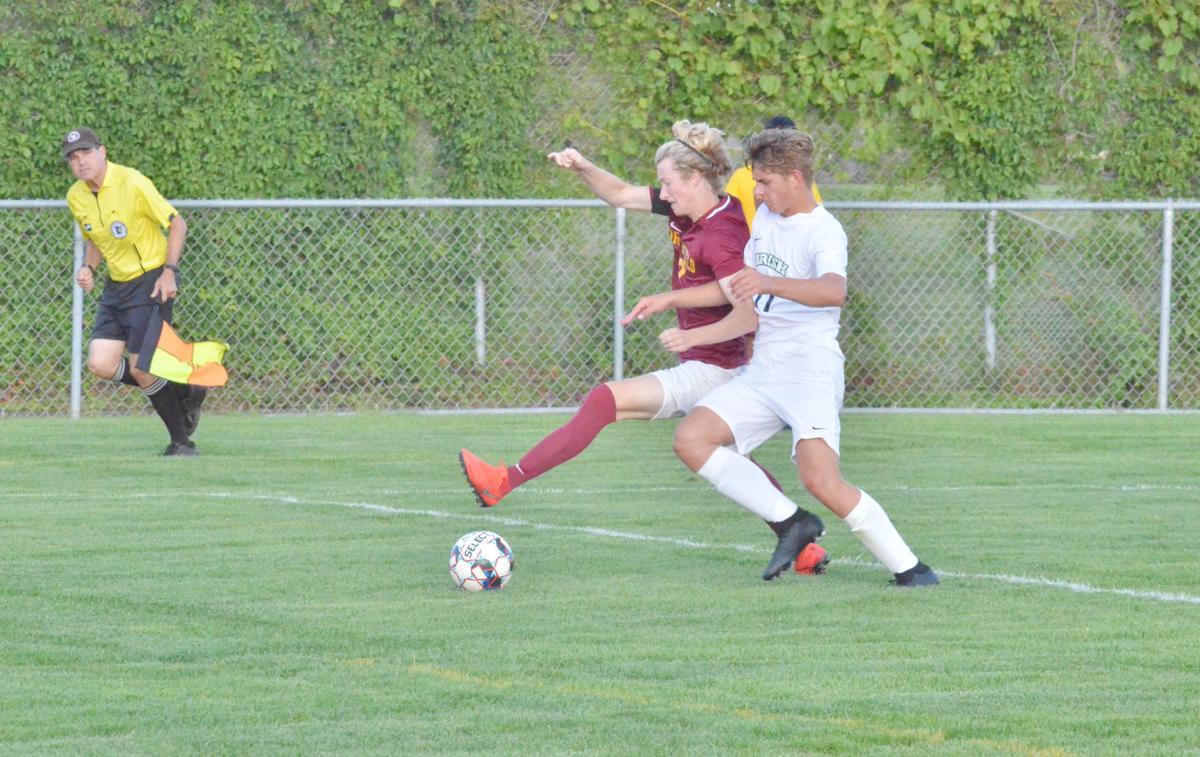 Northfield boys soccer opens season with 2-0 victory