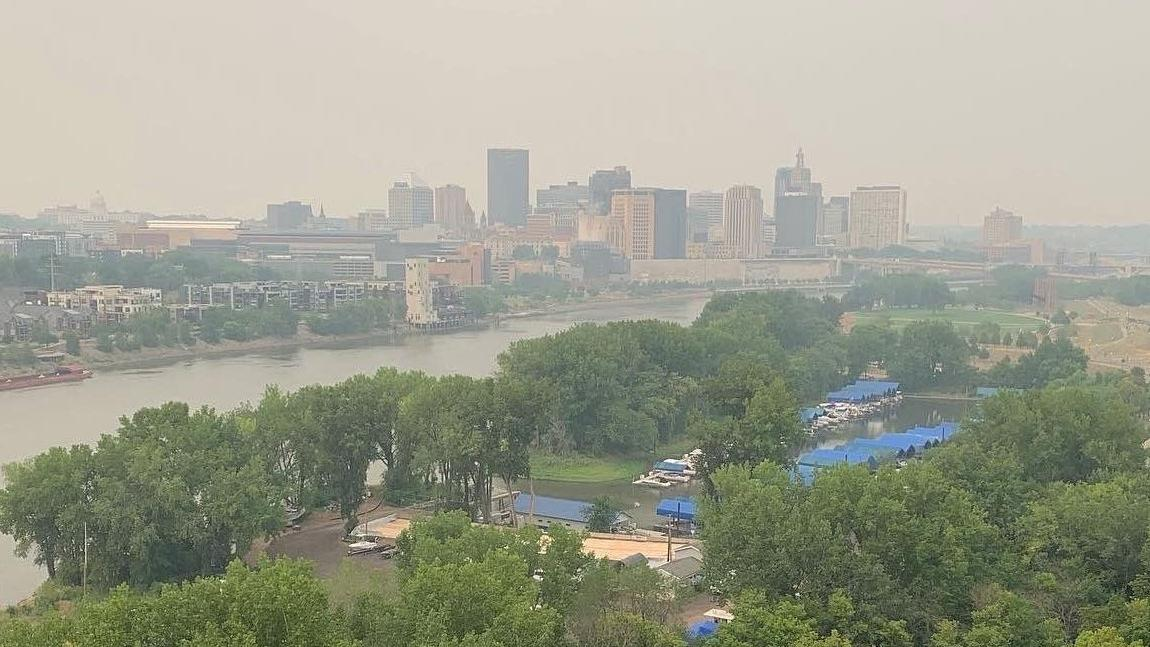 Why you should protect yourself from the smoky air