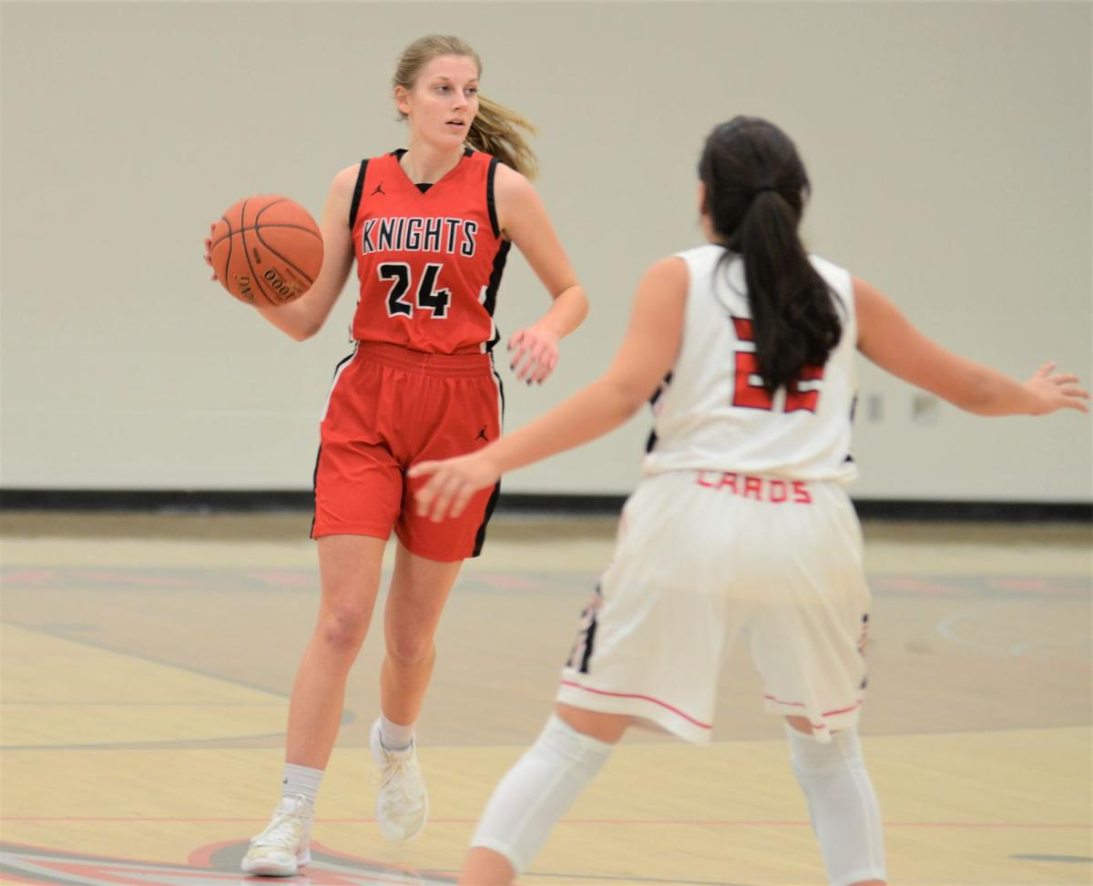K-W's full roster contributes in 62-32 win over LeRoy-Ostrander