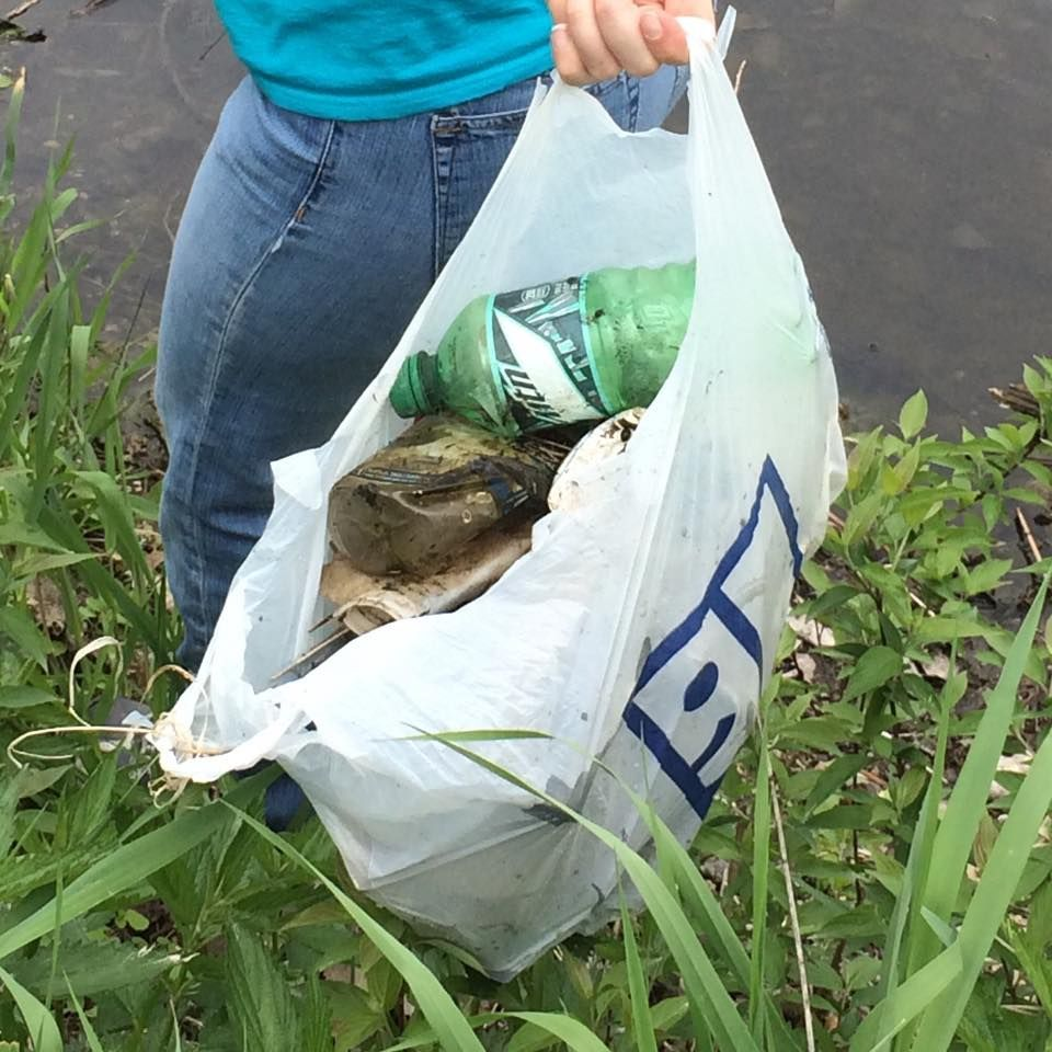 Citizens in Action clean up