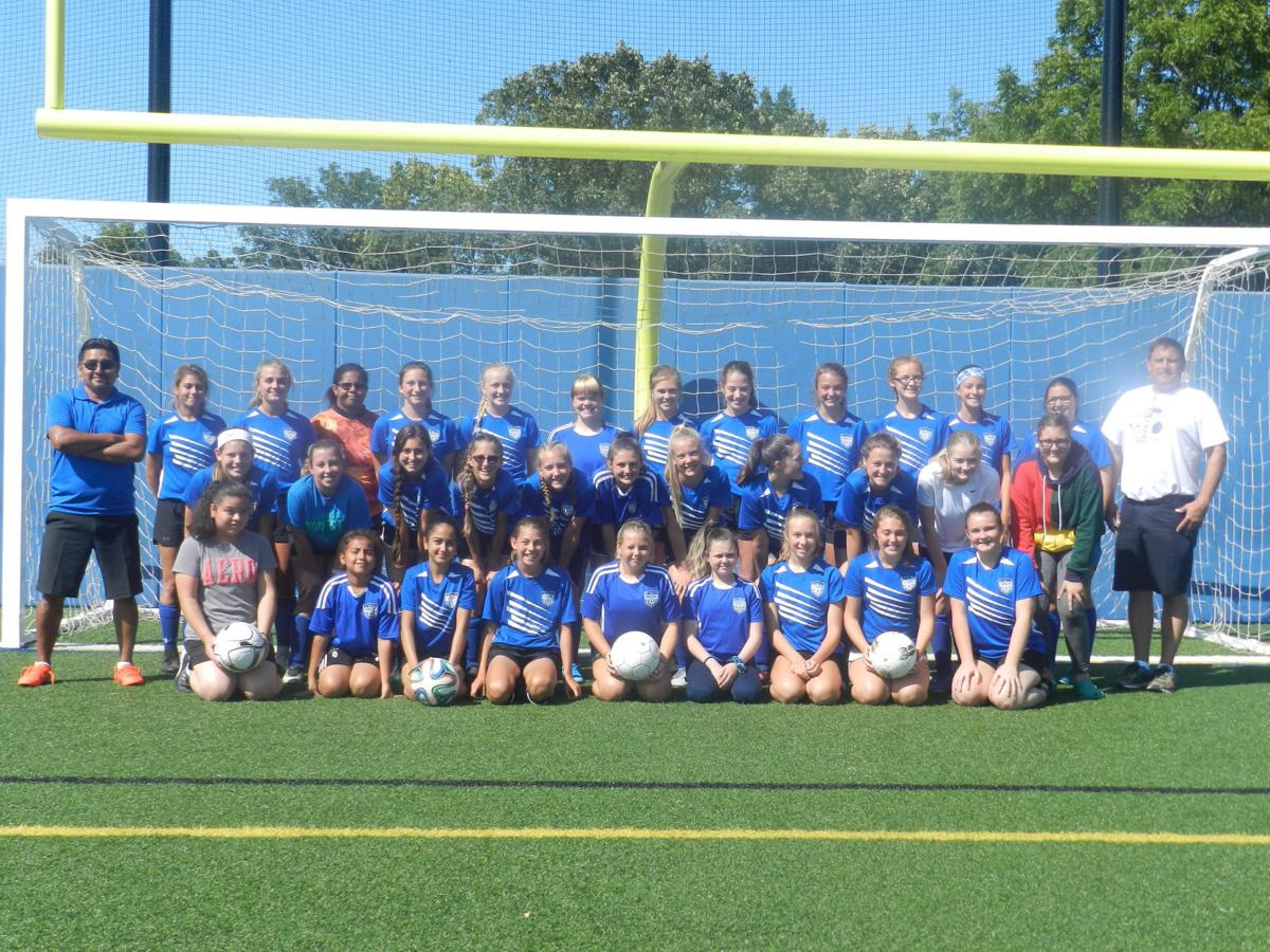 Waseca girls soccer lose road scrimmages, look to rebound at home