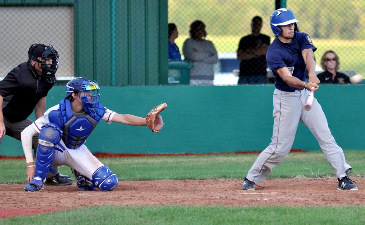 LSH U19 baseball Jace Luna, Danny Davis.jpg